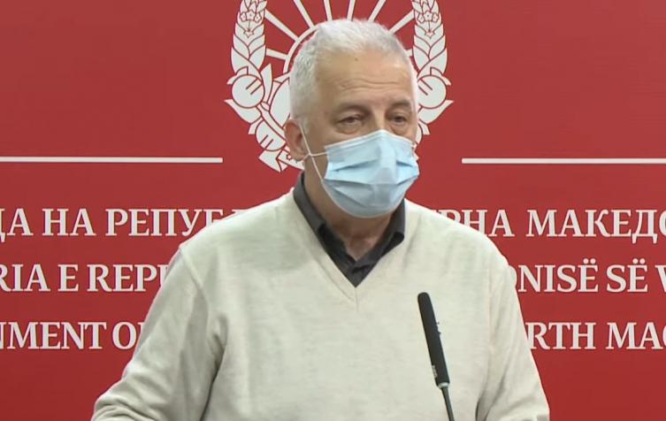 Караџовски одобрил во Собранието да присуствуваат пратениците во скафандери