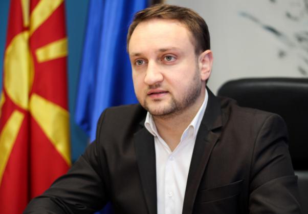 """Кирацовски: Бизнисменот Лога потврди дека не сум учествувал на состаноци поврзани со """"Меѓународен сојуз"""""""