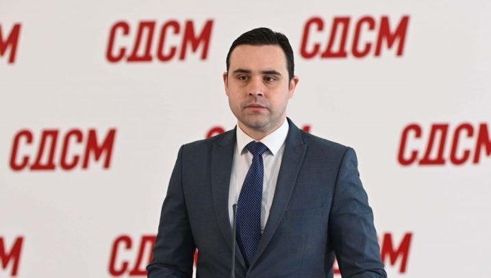Костадинов стана извор на лажни вести, Николоски ги отфрли наводите како комплетна невистина