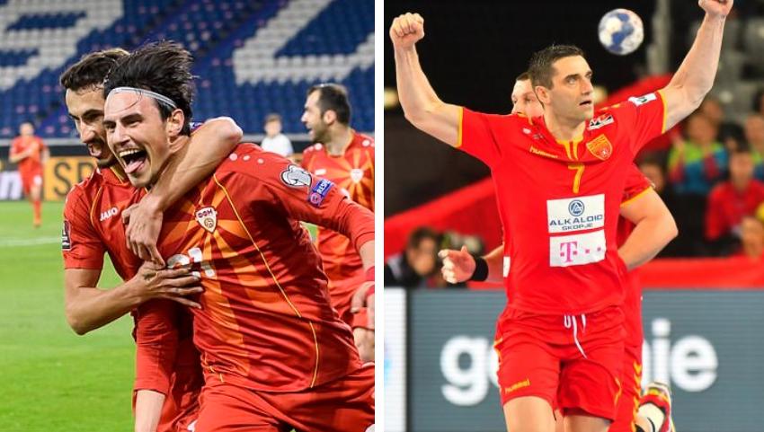 Моќна честитка од Кире Лазаров до македониските фудбалери