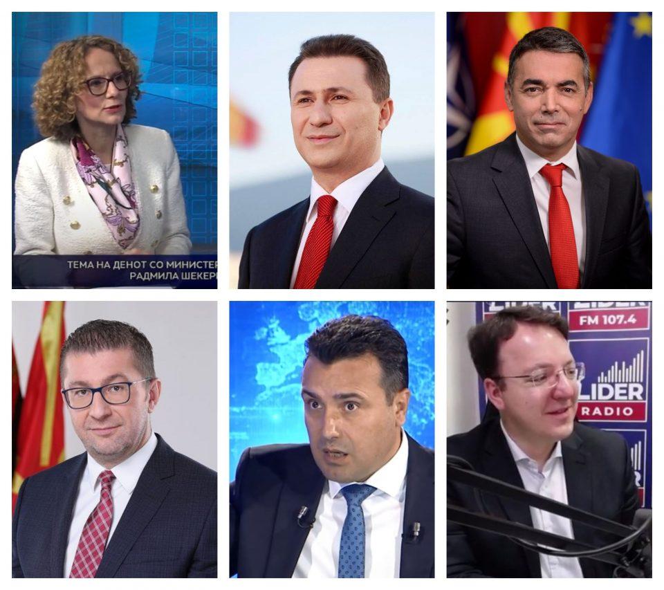 Како актуелните и поранешните политичари ја честитаа победата на Македонија?