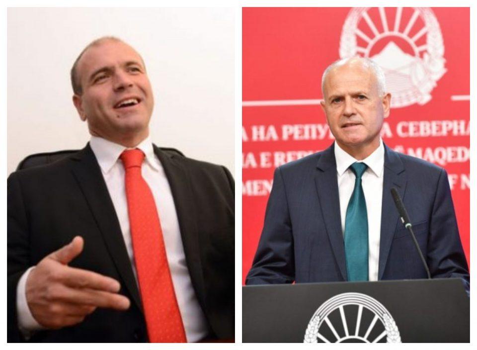 Димитриевски со поддршка за Пауновски: Би постапил исто како него