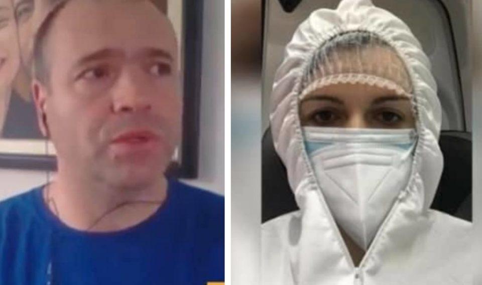 """Двоен аршин: Негативниот Димитриевски со 600 евра казна, позитивната ковид-пратеничка """"им излегува во пресрет на граѓаните"""""""