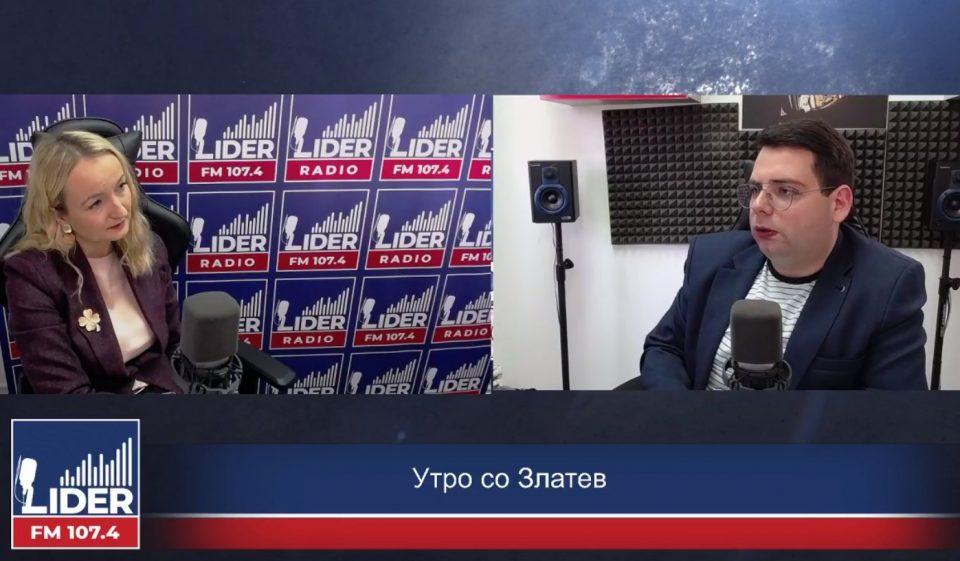 """(ВО ЖИВО) Марија Петрушевска гостинка во """"Утро со Златев"""""""