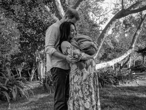 Меган и Хари ќе се повлечат од јавниот живот по раѓањето на нивната ќерка