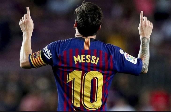 Дали Меси ќе потпише договор со Барселона за помала плата?