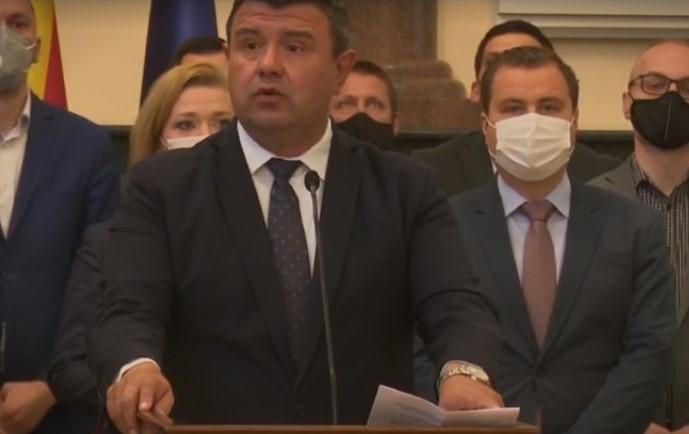Мицевски: Продолжува самоволието на ДУИ и СДСМ во Собранието