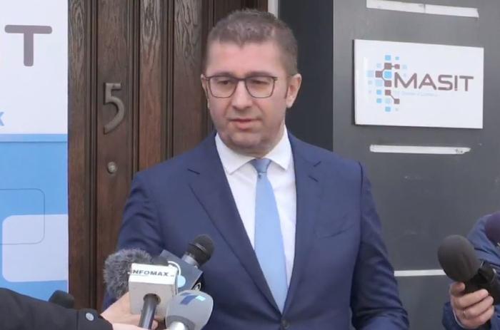 Мицкоски: Заев на избори победува со нарко дилери и шверцери со мигранти