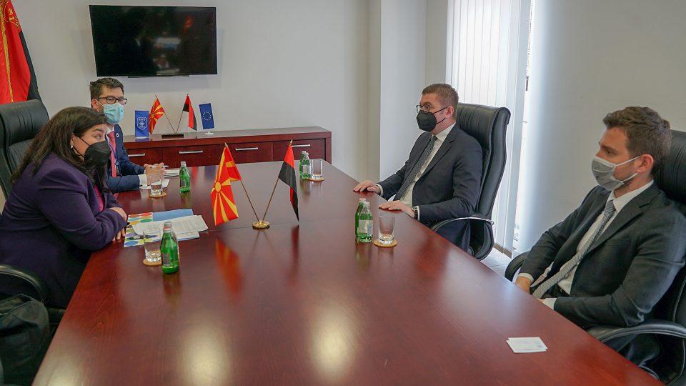 Мицкоски: Потребна е зголемена проактивна улога на Македонија во мултилатералното дејствување