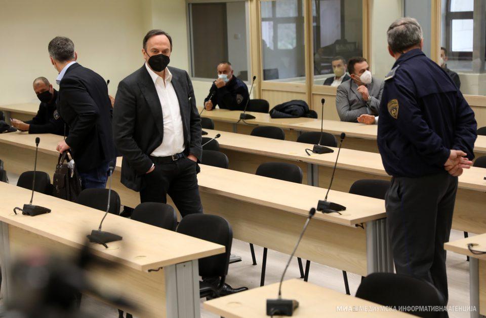 Кривичен одреди 30 дневен притвор за Сашо Мијалков