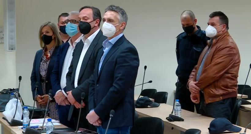 """Мијалков осуден на осум години затвор за случајот """"Трезор"""""""