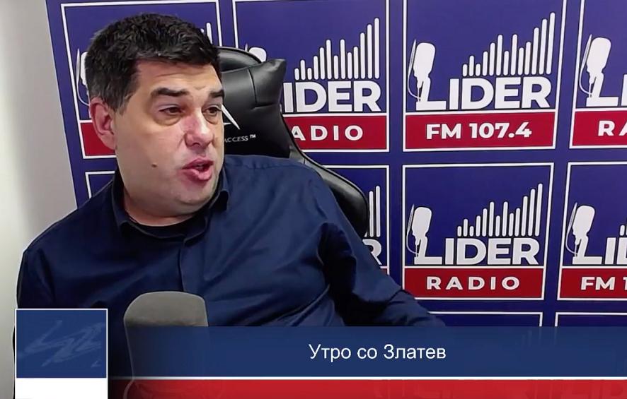 Милосављевиќ: ДУИ владее со државата, а не СДСМ – Оваа  власт ќе се спаси само со сила
