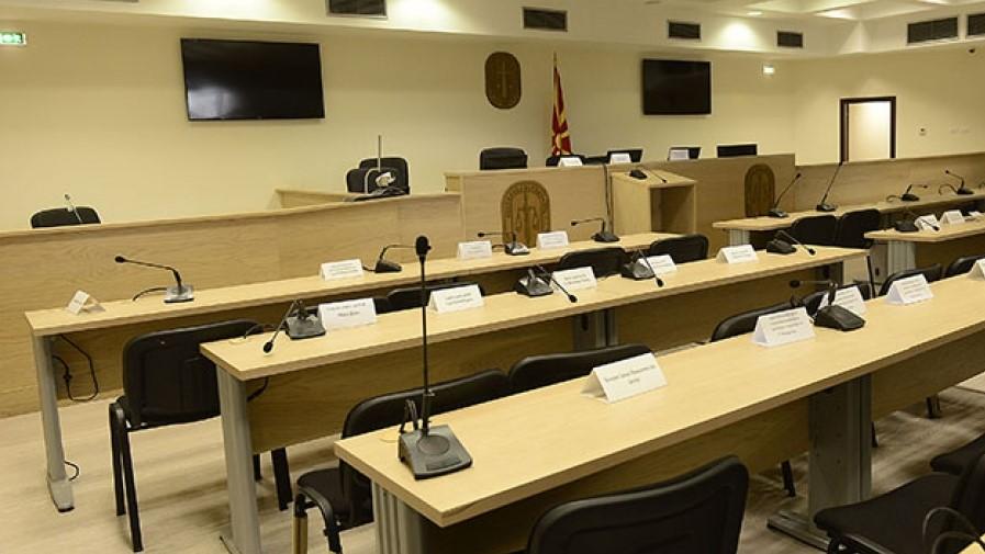 """Бонева во изолација, случајот """"Друмарина"""" одложен за 10 мај"""