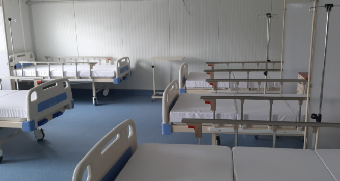 Утврдени грешки при изградбата на тетовската модуларна ковид-болница