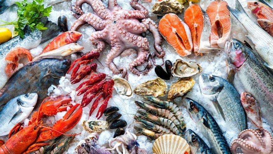 (ФОТО) Ќе се јаде, ќе се пие: Владата набавува октоподи, лигњи, шкампи, лосос и школки, а народот не смее да јаде во ресторани!