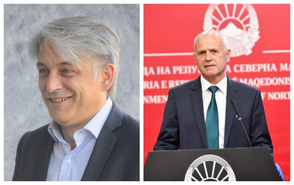 Муслиу против Пауновски: Ја прекршил хиерархијата, владините политики се за сите државни органи