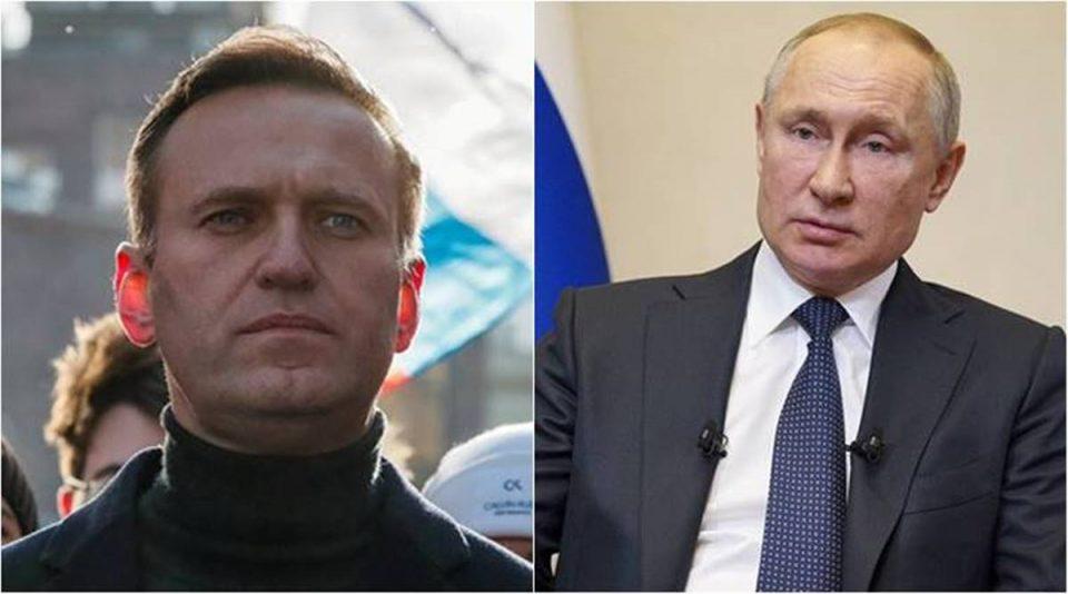 Навални за Путин: Голиот цар сака да владее до крај