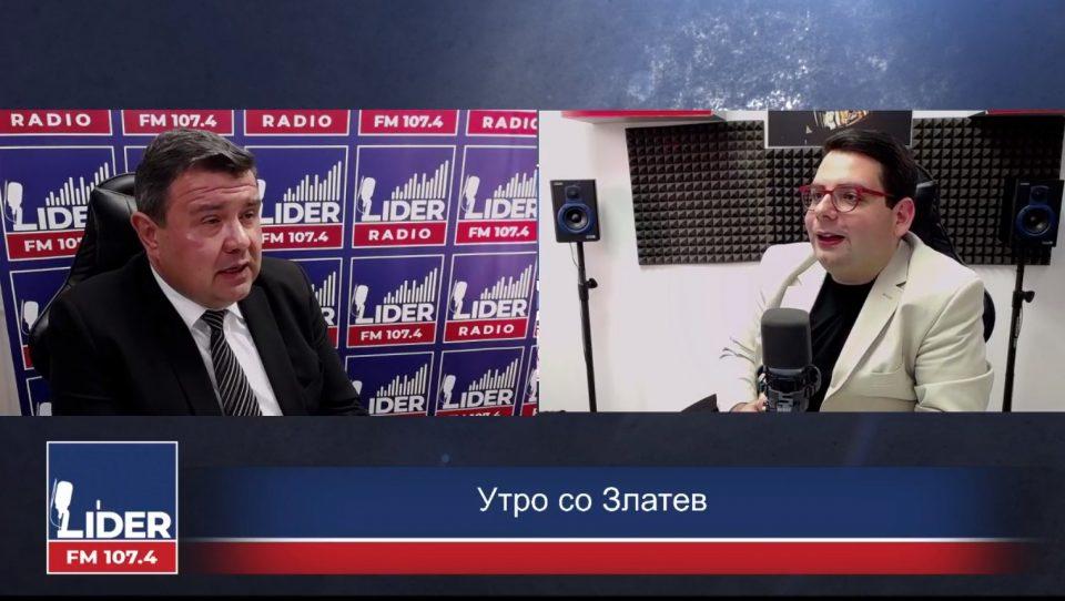 """(ВО ЖИВО) Никола Мицевски гостин во """"Утро со Златев"""""""