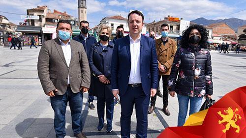 Николоски: Заев лета со хеликоптери зашто не го изгради експресниот пат од Прилеп до Градско