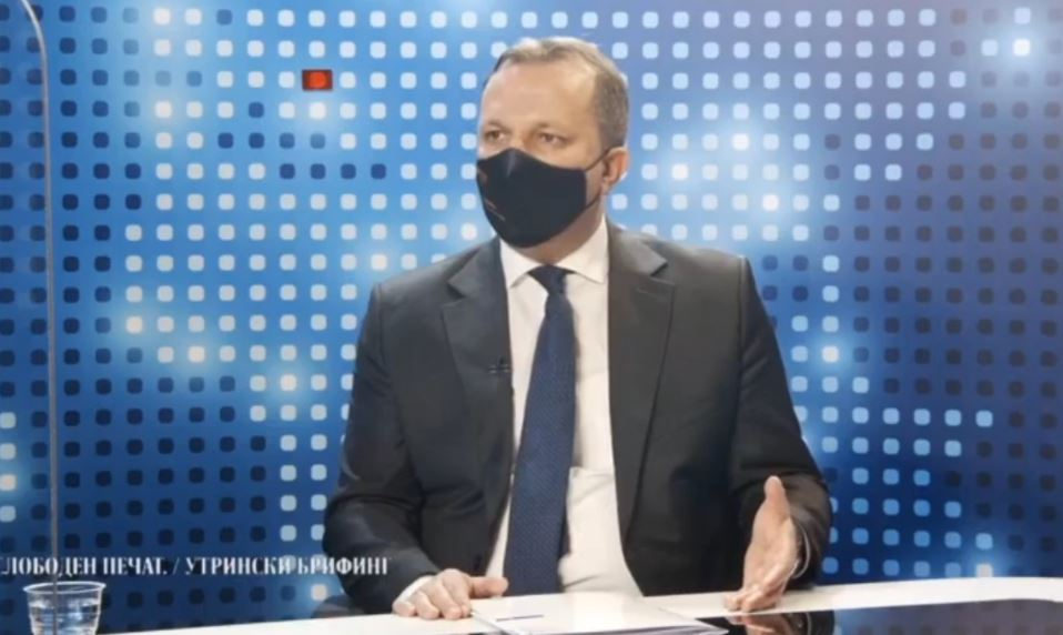Спасовски: Фалсификаторите наплаќале и по 20.000 евра за пасош