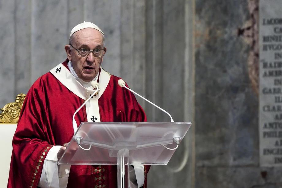 Папата Франциск ги повика ММФ и Светска банка да го намалат долгот кон сиромашните земји