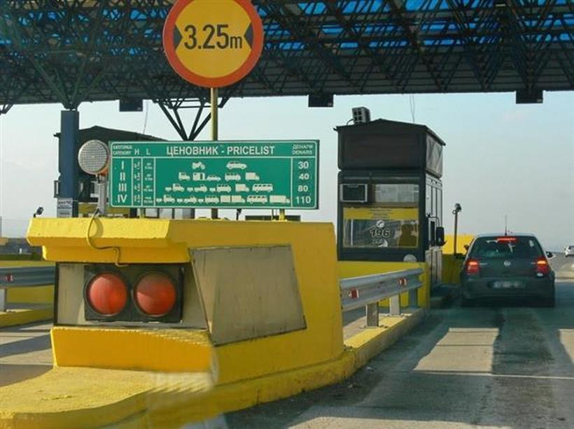 Умерен интензитет на сообраќај надвор од градските средини