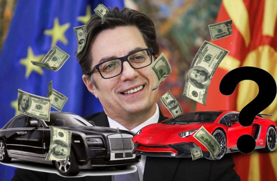 Среде пандемија се расфрла со пари: Пендаровски ќе се поднови со луксузен автомобил