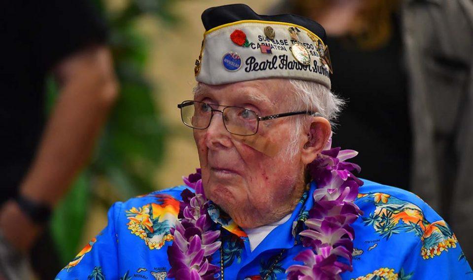Најстариот сведок на нападот врз Перл Харбор, почина на 103-годишна возраст