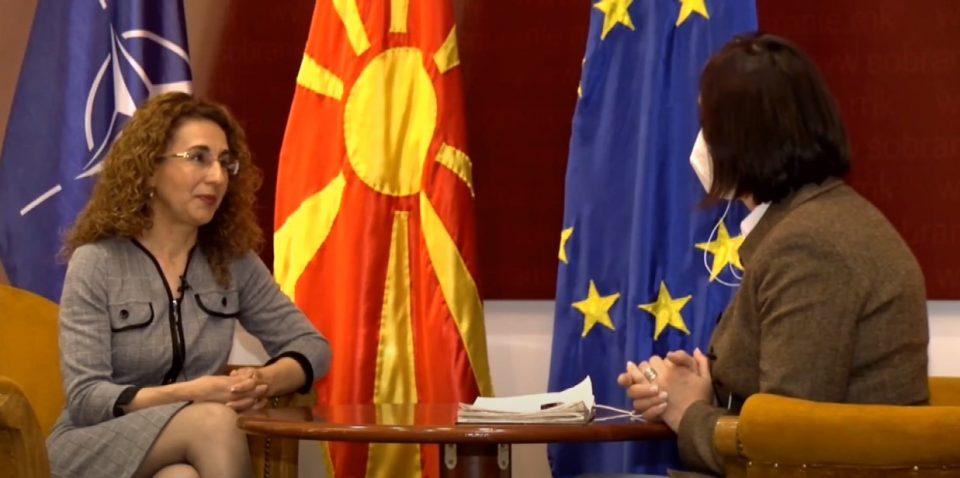 Петкова: Економските мерки се задоцнети но ќе се подржи секаква помош за доброто на граѓаните
