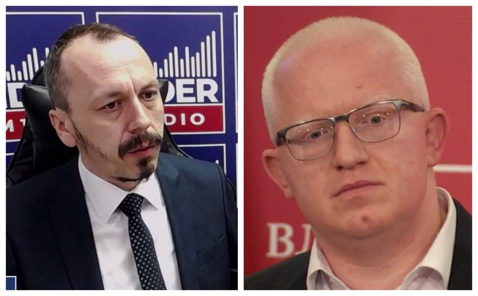 (ВИДЕО) Петрушевски жестоко кон Рашковски: Како може некој со службеничка плата да живее во таков раскош?