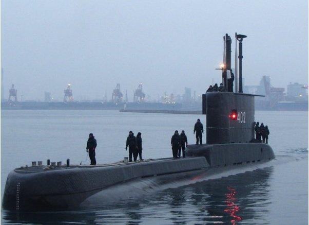 Исчезнатата подморница кај островот Бали се верува дека е на 600-700 метри длабочина