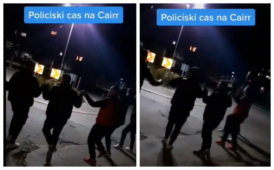 (ВИДЕО) Играат оро за време на полициски час и се снимаат за на Тик Ток