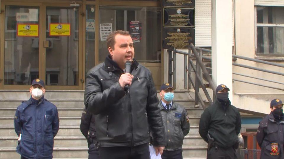 Пренџов: Имаме 145.000 причини да побараме оставка од Филипче!