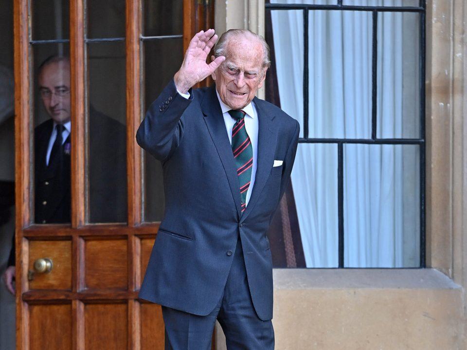Телото на принцот Филип нема да биде откриено, тоа беше негова желба