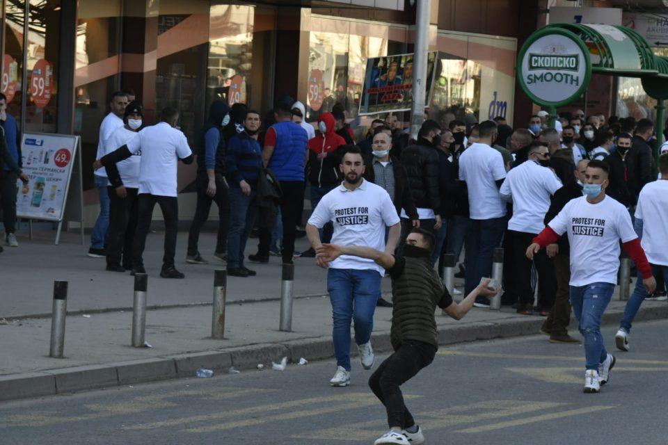 """Снимател од ТВ Сонце пред Судот сведочеше како бил повреден на протестите за ,,Монструм"""""""