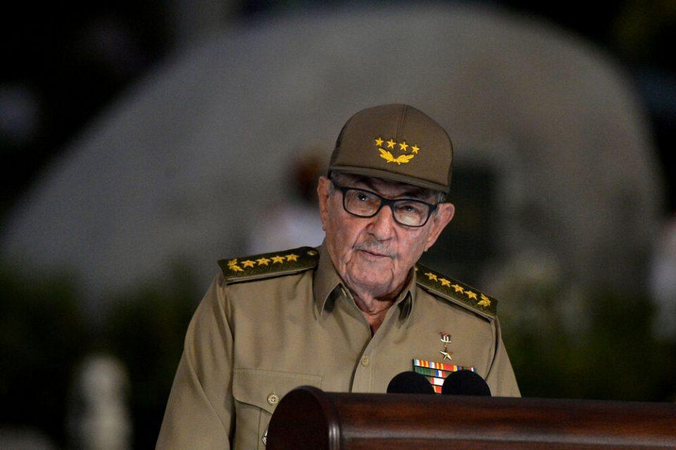 Раул Кастро се повлекува од политиката и од врвот на Комунистичката партија на Куба