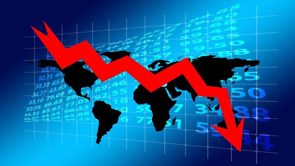Еврозоната повторно во рецесија