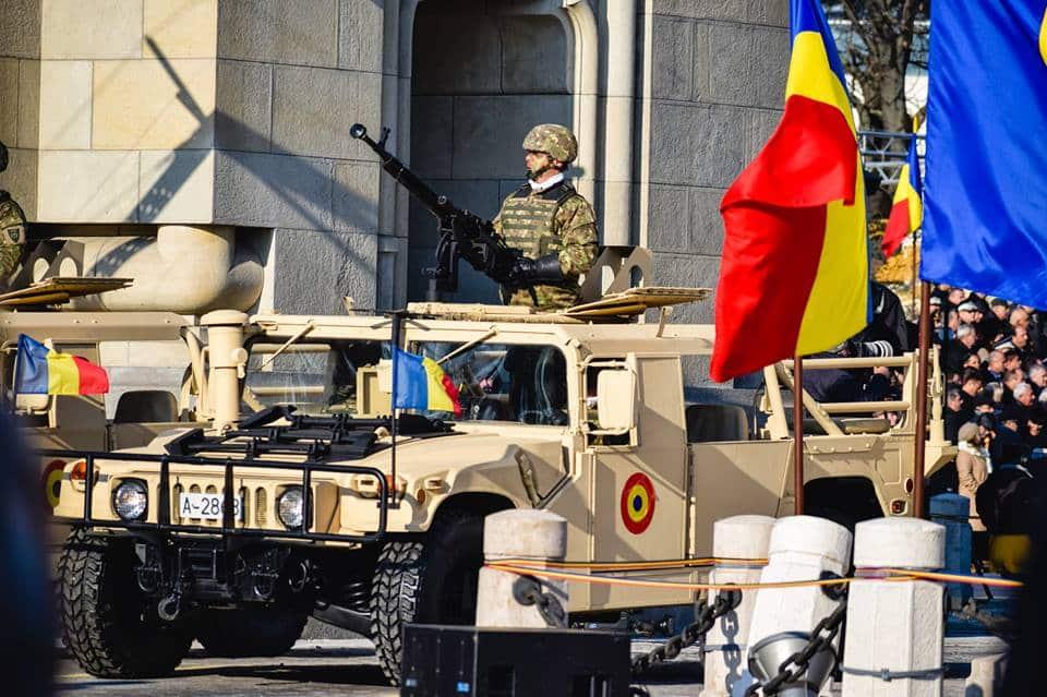Делегација на Вооружените сили на Романија во посета на Македонија