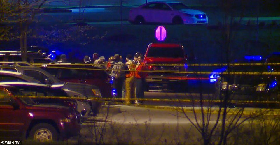(ВИДЕО) Масовно убиство во објект на Федекс во близина на аеродромот во Индијанаполис