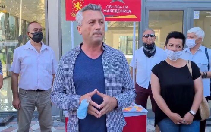 ВМРО-ДПМНЕ ги започна подготовките за локалните избори, Ѓорѓија Сајкоски ќе го води изборниот штаб