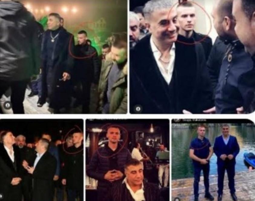 Седат Пекер имал и обезбедување во Македонија – Полицаец од МВР го чувал турскиот криминалец