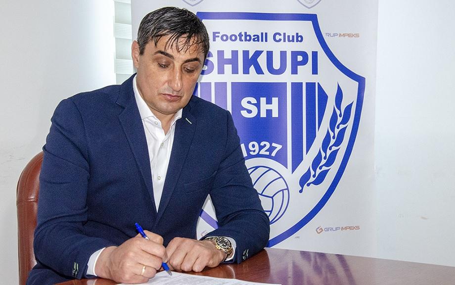 Седлоски нов тренер на Шкупи
