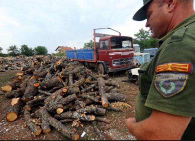 По 22 години шумската полиција доби повисока плата за 30 oтсто