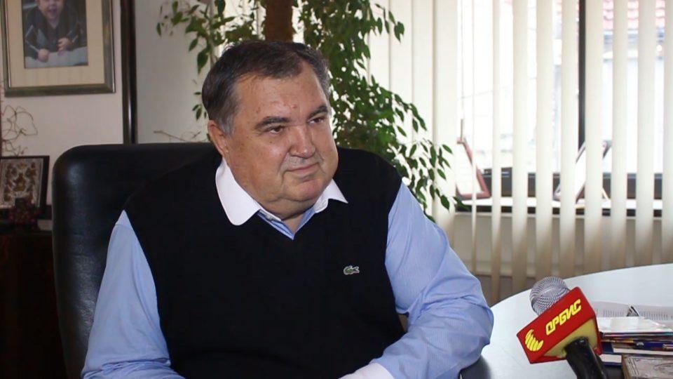 """Силјан Мицевски: Ништо од потпишаното со """"Меѓународниот сојуз"""" не е реализирано"""