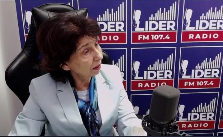 (ВИДЕО) Силјановска-Давкова: Џафери сакаше да го искористи нашето присуство и да си обезбеди кворум за други закони