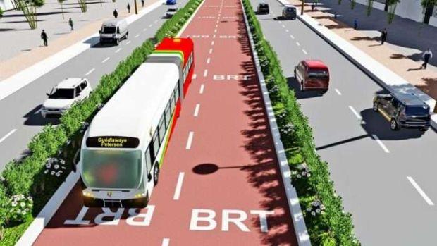 Старт на изградбата на брзиот транспорт во Скопје до крајот на годината, најави Шилегов