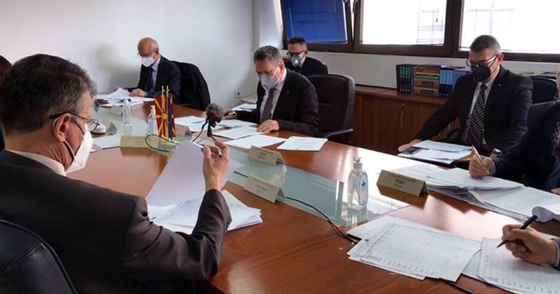 Стефанова, Ајро и Пеливанов од СЈО се избрани за обвинители за во Организиран