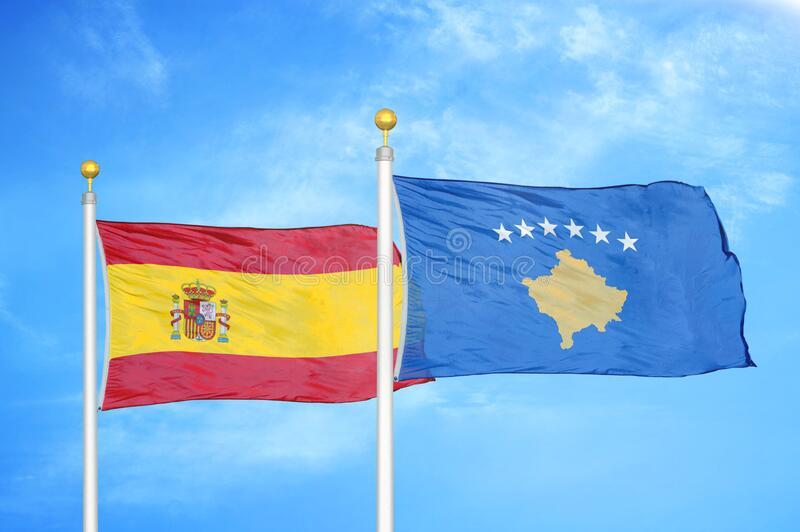 (ФОТО) Шпанија не го признава Косово: Погледнете како го напиша неговото име на вчерашниот натпревар