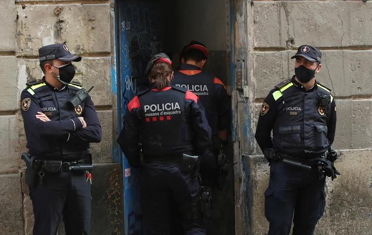 Шпанската полиција уапси сто шверцери на хашиш и марихуана