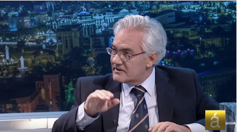 Ѓорѓи Спасов: Дали со разрешување на Пауновски се порачува дека никој не смее да се спротивстави на Владата?